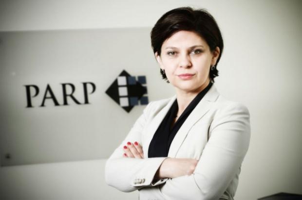Bożena Lubińska-Kasprzak, była prezes PARP. (fot.:PTWP)