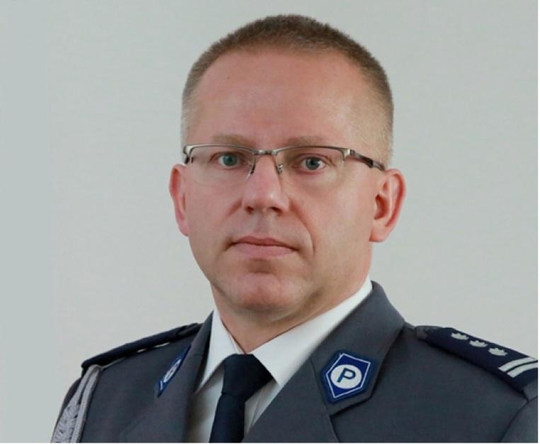 Wiceszef policji nadinsp. Cezary Popławski złożył rezygnację
