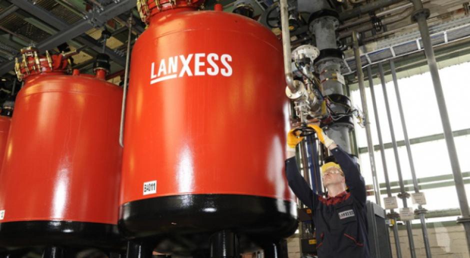Widać efekty restrukturyzacji w koncernie chemicznym Lanxess