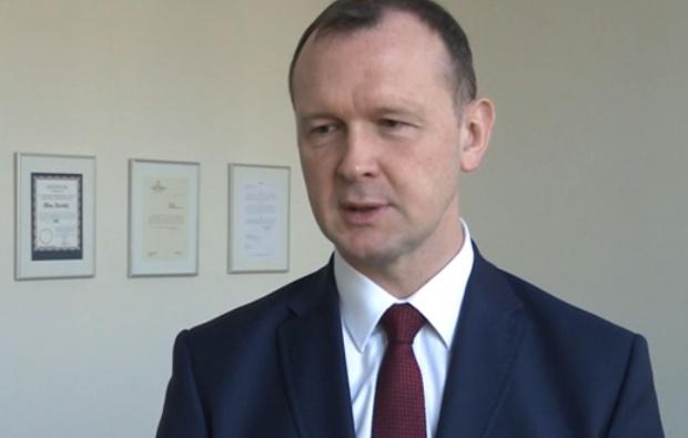 Adam Ruciński, prezes BTFG Audit (Fot. Newseria)