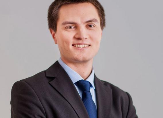 Maciej Ruciński z firmy Antal, autor artykułu (Fot. Mat.pras.)