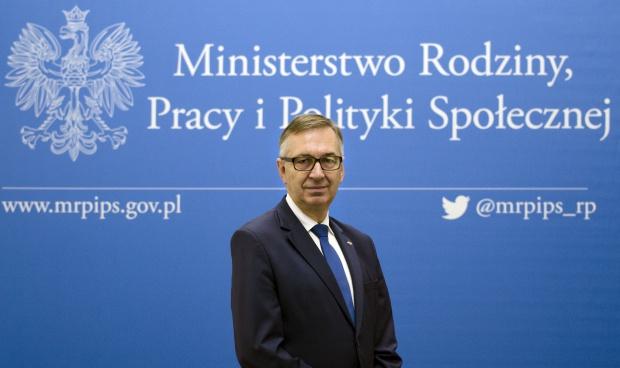 Stanisław Szwed (Fot. mpips.gov.pl)