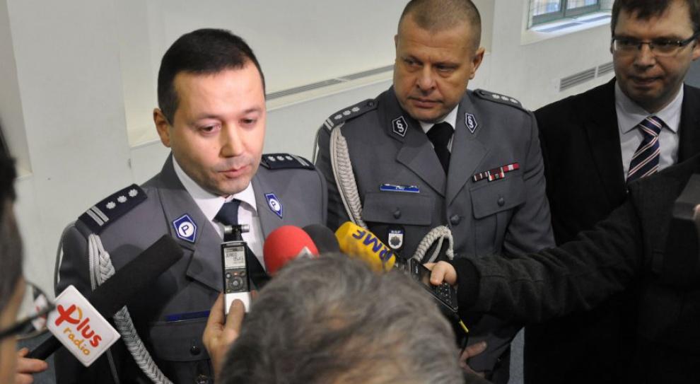 Olsztyn, policja: Tomasz Klimek nowym komendantem wojewódzkim