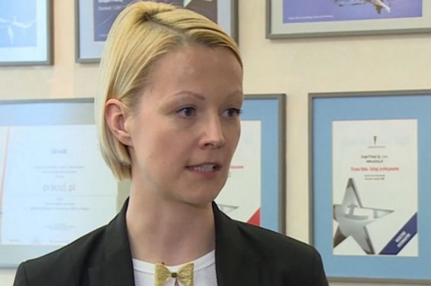 Izabela Bartnicka, ekspert eRecruiter (Fot. Newseria)