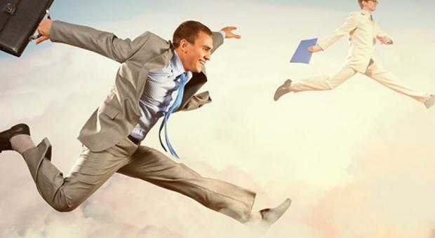 """Z bycia """"skoczkiem"""" na rynku pracy można zrobić zaletę"""
