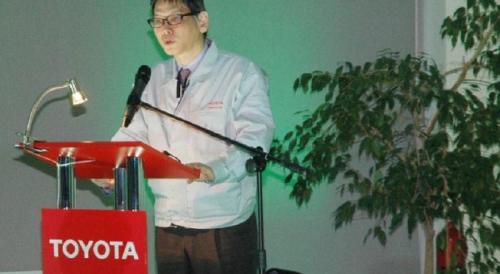 Eiji Takeichi prezesem Toyota Motor Manufacturing Poland