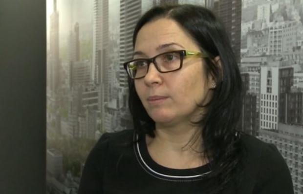 Edyta Gałaszewska-Bogusz, dyrektor operacji finansowo-księgowych Accenture Operations. (Fot. Newseria)