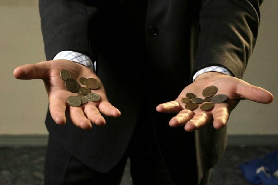 Polacy i ich finanse. Wśród osób zadłużonych dominują mężczyźni