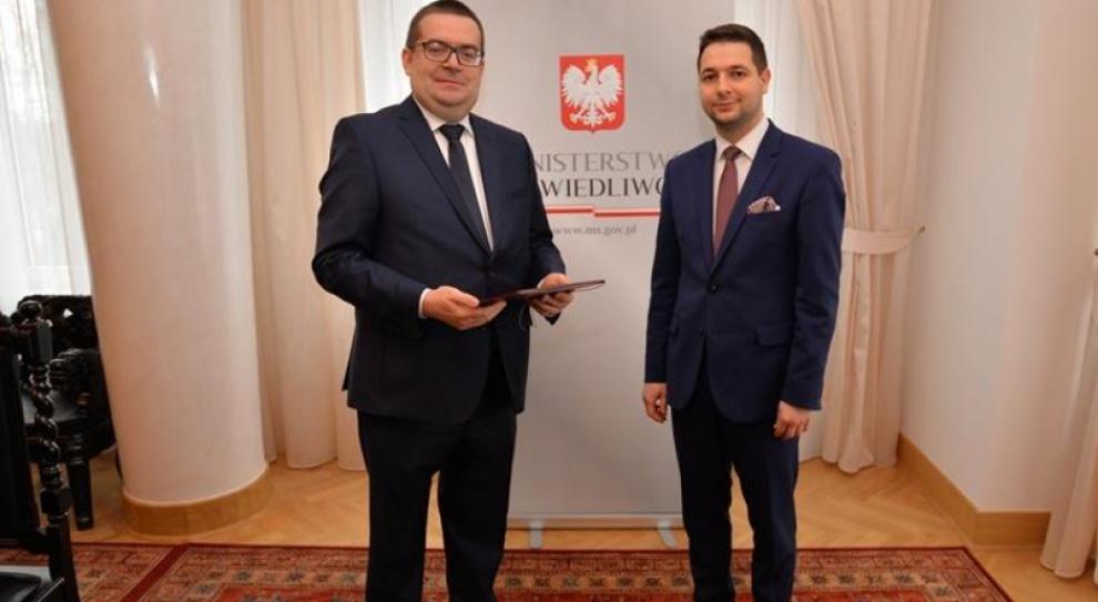 Jerzy Roman Bojanowski nowym rzecznikiem dyscyplinarnym komorników sądowych