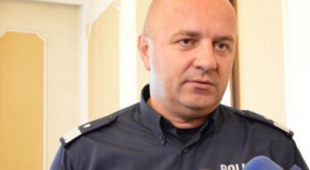 Komendant małopolski nadinsp. Mariusz Dąbek został odwołany
