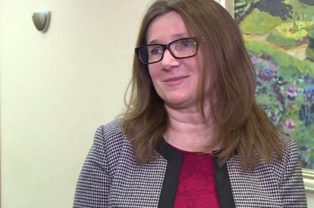 Anna Węgrzyn, kierownik projektu mHR z Biura Projektowania Systemów Cyfrowych (Fot.Newseria)
