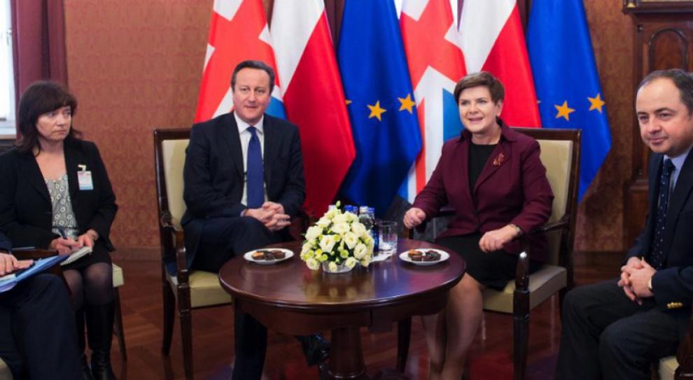Szef MSZ: Polacy nie powinni obawiać się porozumienia UE z Wlk. Brytanią