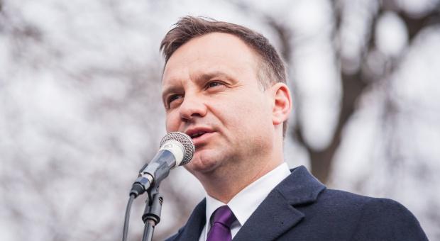 Andrzej Duda pisze do Wolnych Związków Zawodowych: Jesteśmy winni wdzięczność