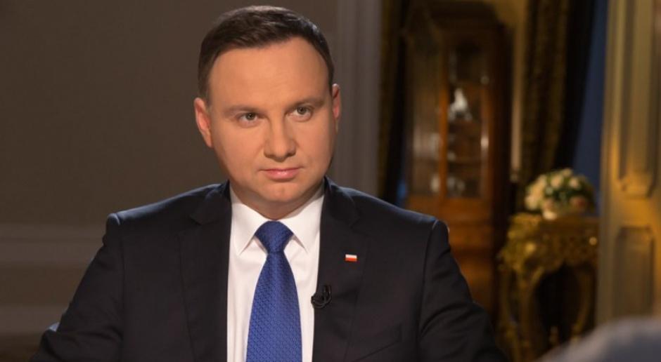 """Andrzej Duda: """"Rodzina 500 plus"""" spełnia oczekiwania społeczne"""