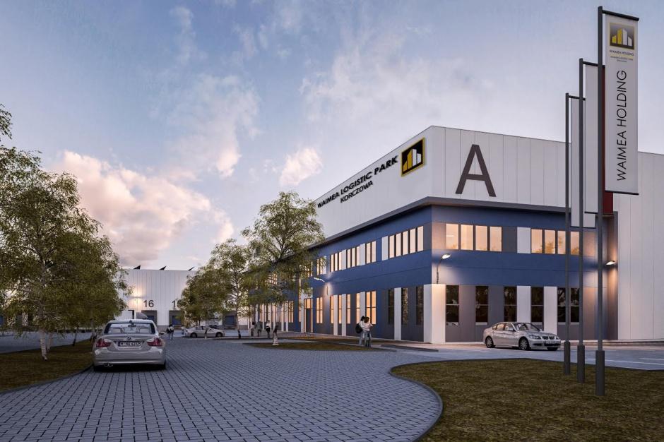 Park logistyczny Waimea Logistic na Podkarpaciu zatrudni 2 tys. osób