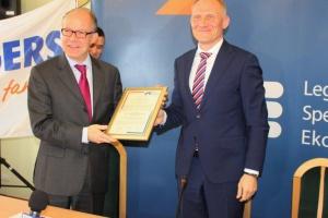 W nowej fabryce w Legnickiej SSE pracę znajdzie 600 osób