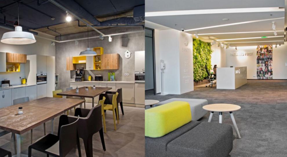 Firma Sanofi zrewitalizowała swoje warszawskie biuro