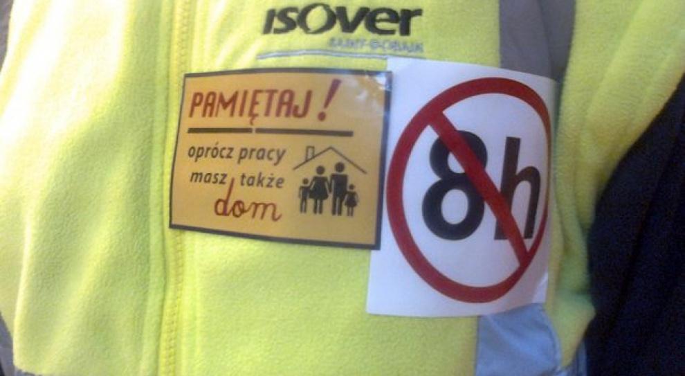 Solidarność: Nie będzie zmiany czasu pracy w zakładzie Isover