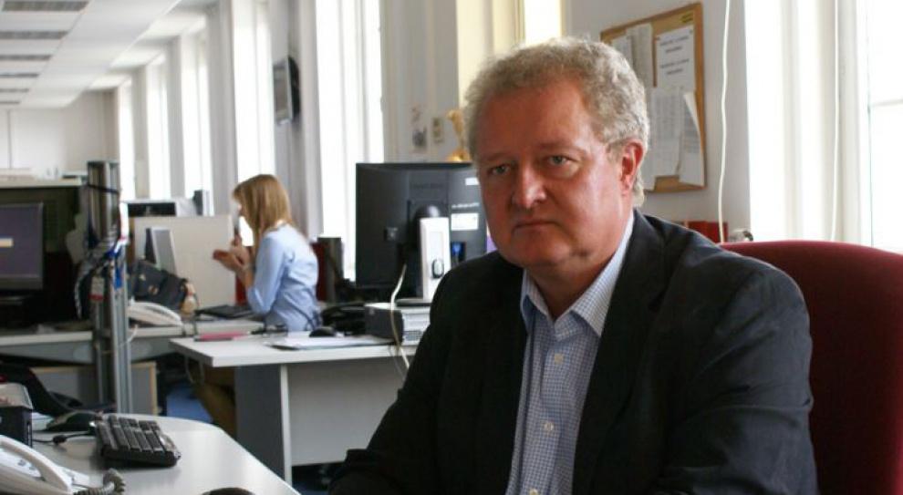 Po 24 latach pracy Bogdan Ulka zwolniony z TVP