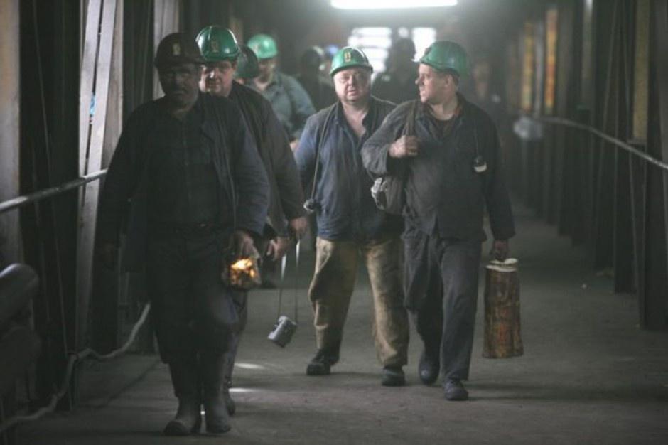 Masówki w kopalniach Kompanii Węglowej