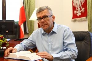 """Karczewski o nowej posadzie Mastalerka: """"To nie jest danie pracy, to nie jest nagroda"""""""