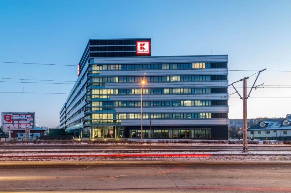 Kaufland ma nowy biurowiec we Wrocławiu