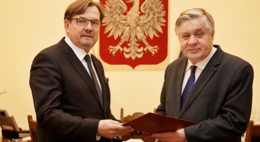 Włodzimierz Skorupski powołany na Głównego Lekarza Weterynarii