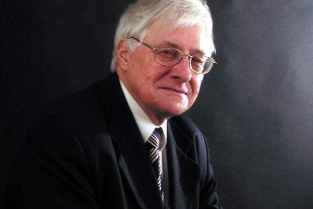 Prof. dr hab. Jerzy Vetulani - polski psychofarmakolog, neurobiolog, biochemik, profesor nauk przyrodniczych. (Fot.: Wikimedia, Lech Polcyn, CC3.0)