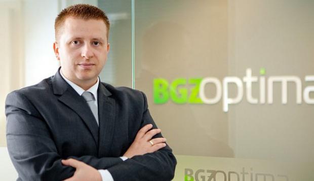 Maciej Kudyba BGZOptima (fot.mat.pras._