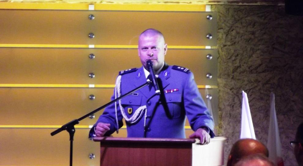 Zbigniew Maj odchodzi ze stanowiska komendanta głównego policji