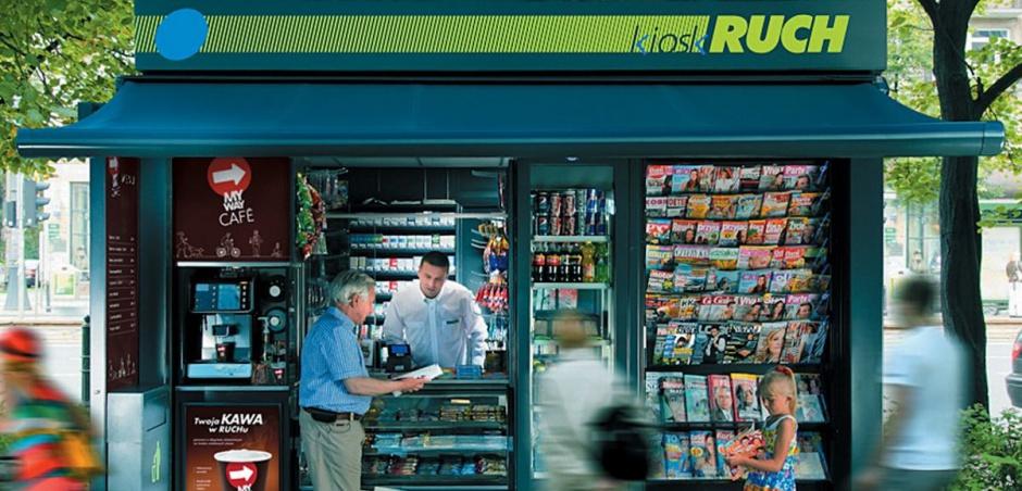 Los kilku tysięcy kioskarzy zagrożony
