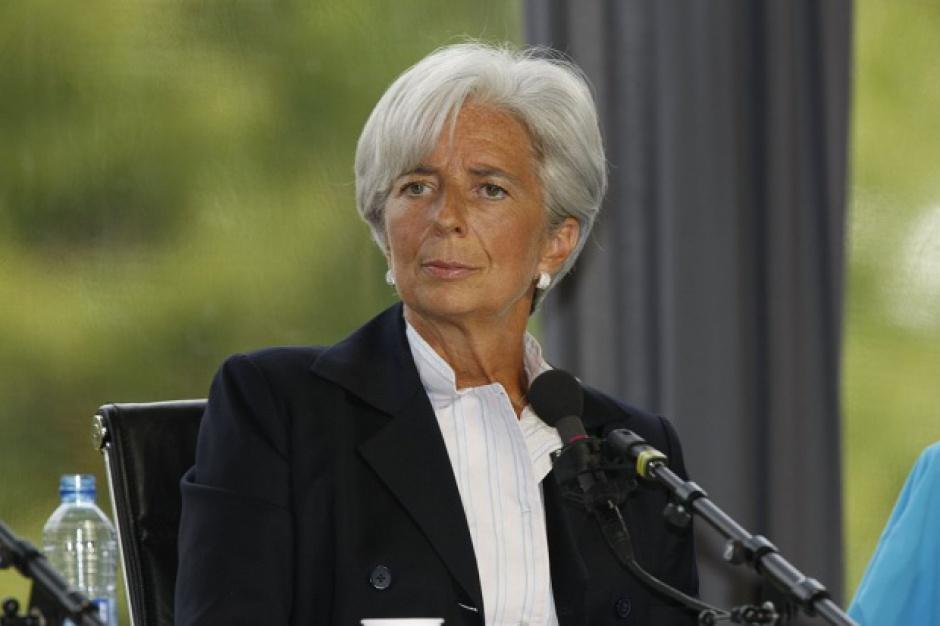Christine Lagarde ponownie szefową Międzynarodowego Funduszu Walutowego
