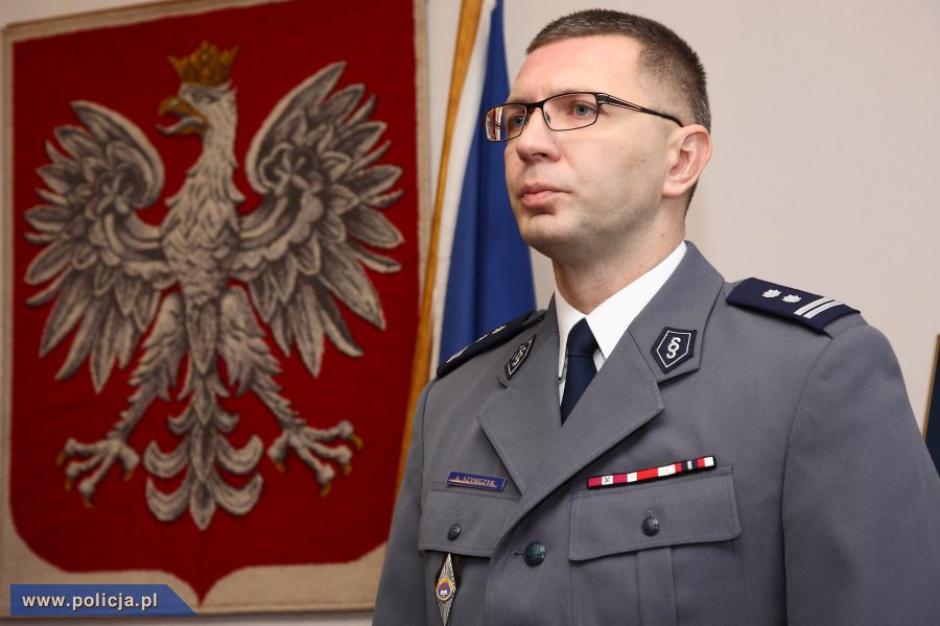 Obowiązki komendanta głównego policji przejmuje insp. Andrzej Szymczyk