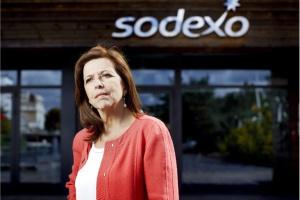 Córka założyciela za sterami Grupy Sodexo