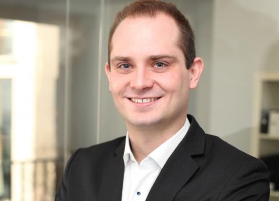 Piotr Prajsnar, CEO Cloud Technologies (Fot. Mat. pras.)