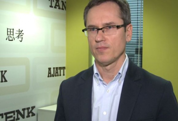 Patrick Opas, IBM Polska (Fot. Newseria)