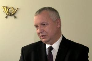 Jerzy Jóżkowiak, były prezes Poczty Polskiej. (fot. Newseria)