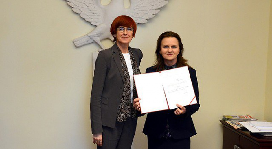 Prof. Gertruda Uścińska prezesem Zakładu Ubezpieczeń Społecznych