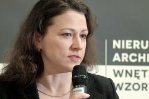 Agnieszka Kaczmarska, prezes SARP Katowice