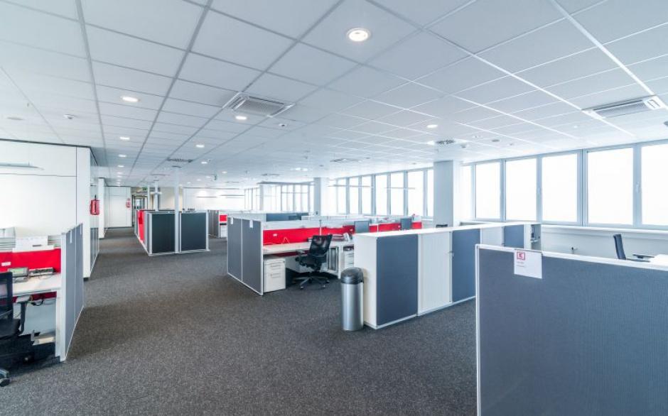 Kaufland aranżuje biuro z myślą o pracownikach. Oto jak wygląda