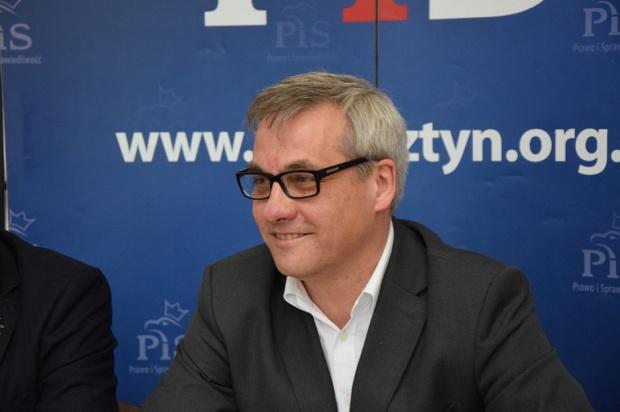 Jerzy Szmit( fot.pis.olsztyn.pl)