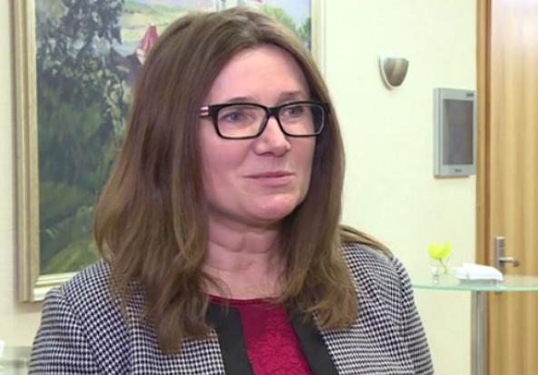 Anna Węgrzyn, kierownik projektu mHR Biura Projektowania Systemów Cyfrowych(Fot. Newseria)