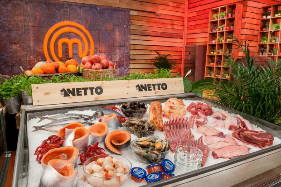 Sieć handlowa Netto partnerem programu MasterChef Junior