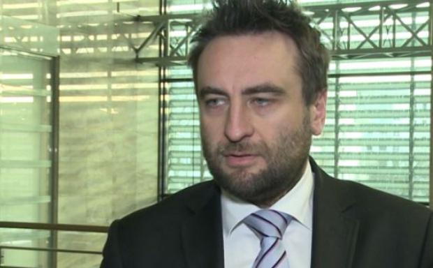 Robert Kremser, dyrektor ds. rozwoju w wywiadowni gospodarczej Bisnode Polska (Fot. Newseria)
