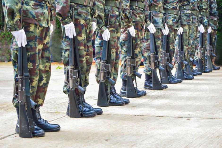 Wydajemy miliardy na emerytury wojskowe