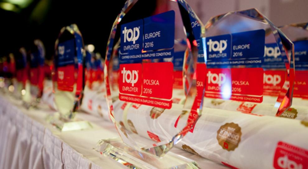 Top Employers Polska 2016: Oto najlepsi pracodawcy w Polsce
