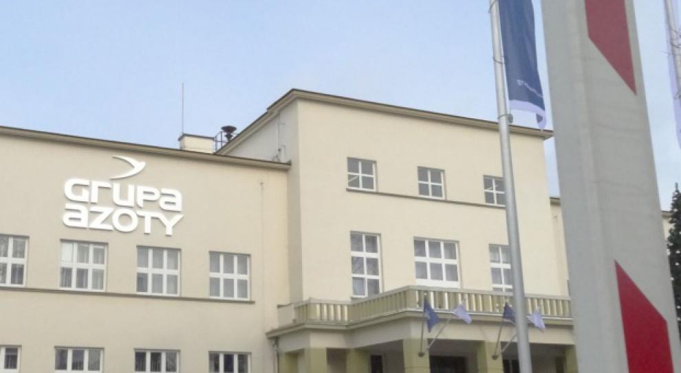 Wkrótce zmiany w zarządzie Grupy Azoty