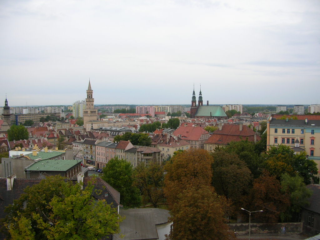 Opole (Fot. Bast/Wikimedia, lic. CC BY-SA 3.0)