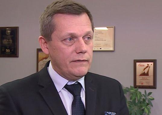 Jarosław Adamkiewicz, prezes zarządu Stowarzyszenia Agencji Zatrudnienia (Fot. Newseria)