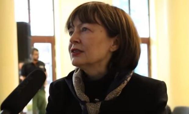Ewa Leś, ekspertki z Instytutu Polityki Społecznej UW, która zasiada również w Narodowej Radzie Rozwoju przy prezydencie (Fot. Newseria)